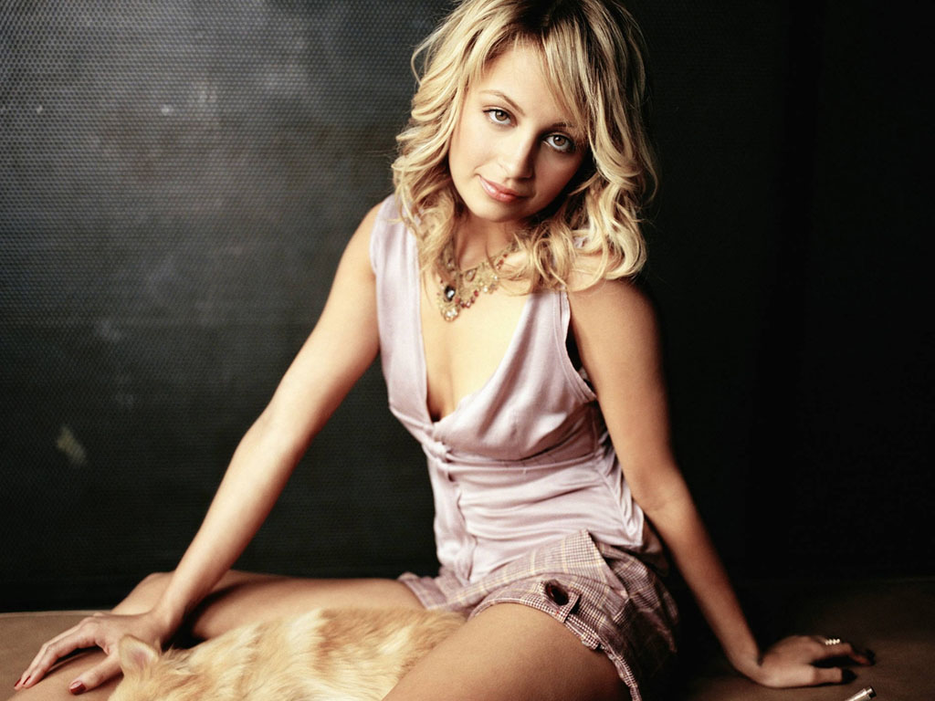Nicole Richie Wallpapers High Quality   Download Free