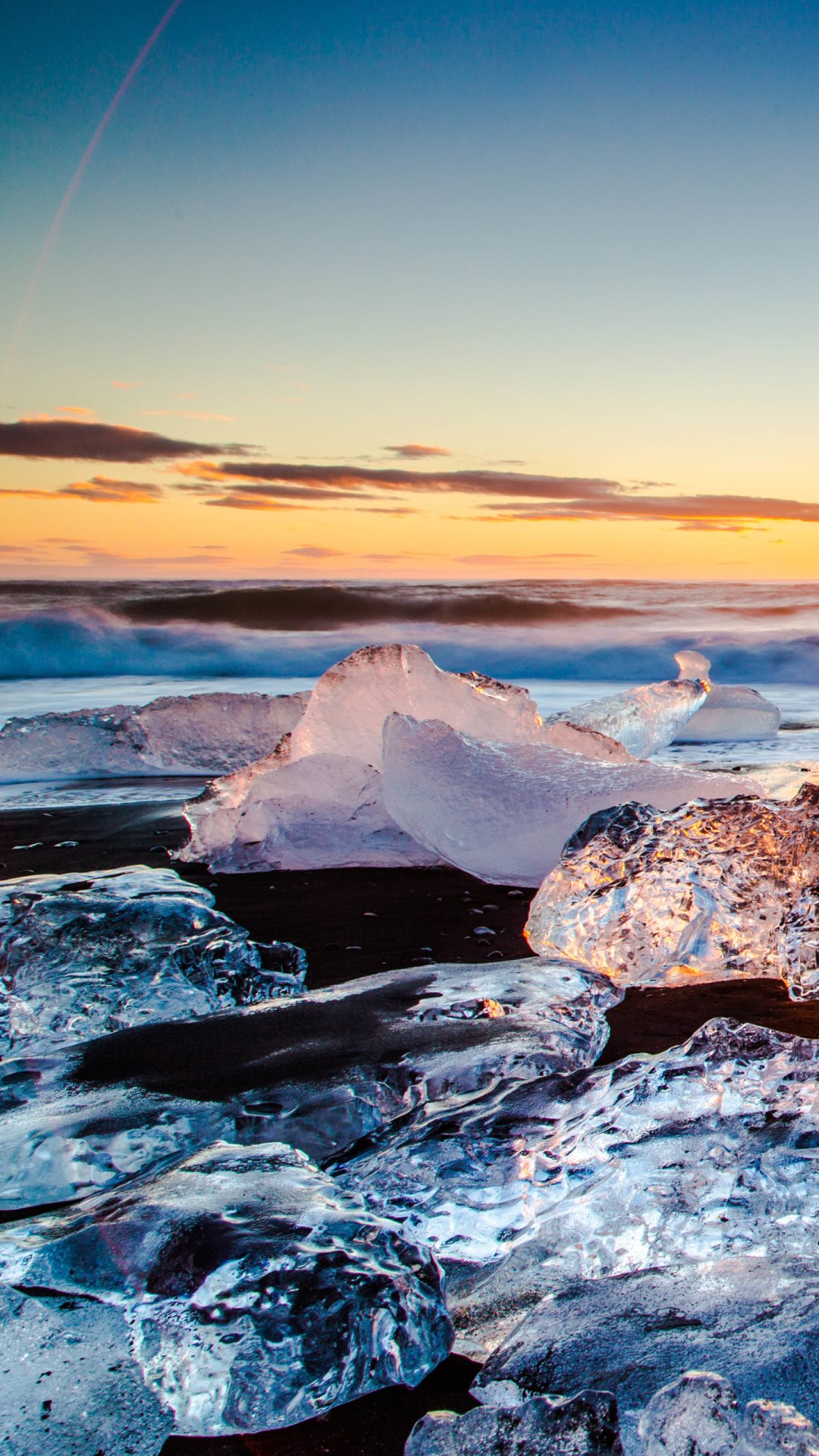 4K Ice Wallpapers High Quality | Download Free
