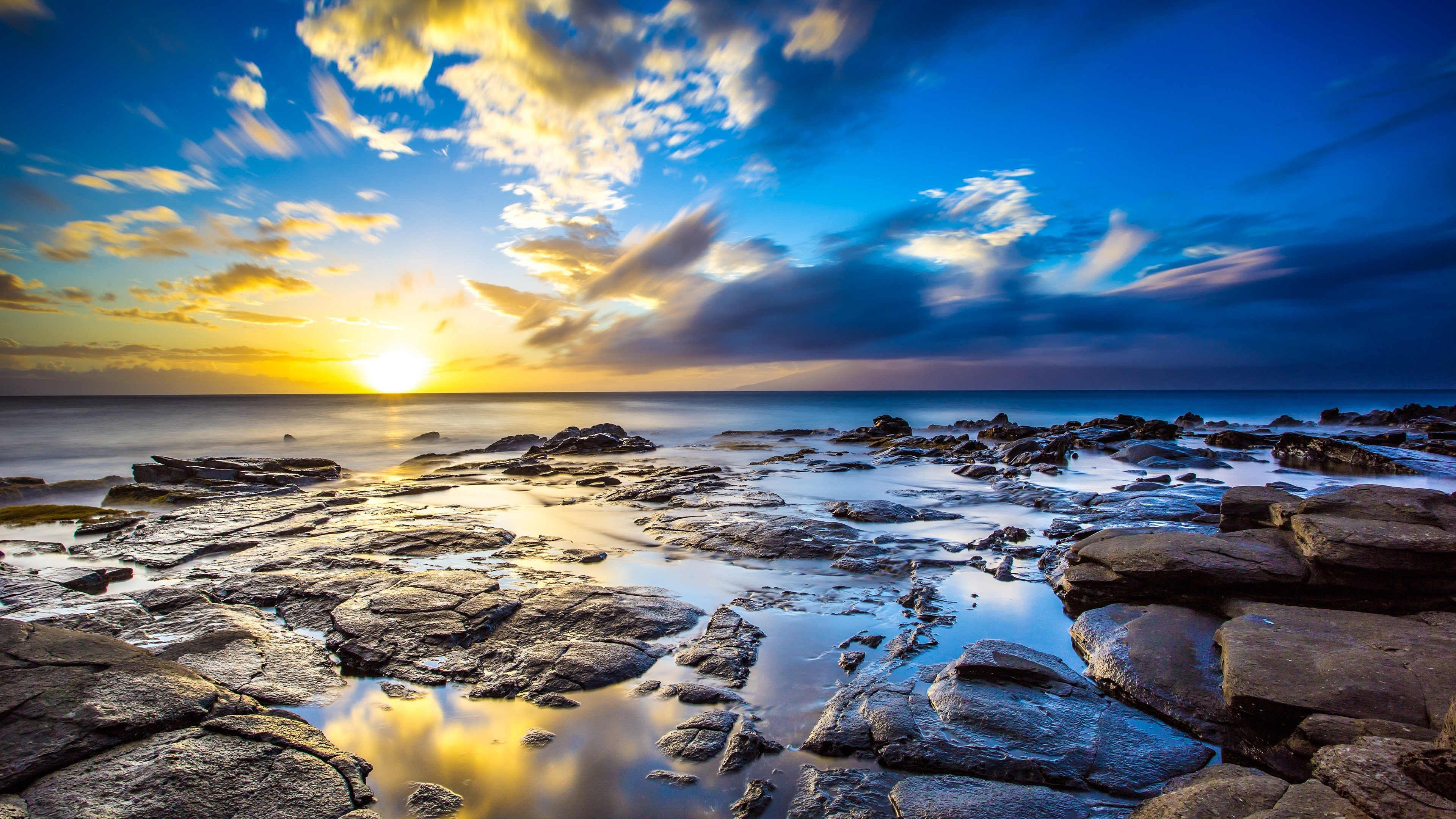 4K Ocean Wallpapers High Quality | Download Free