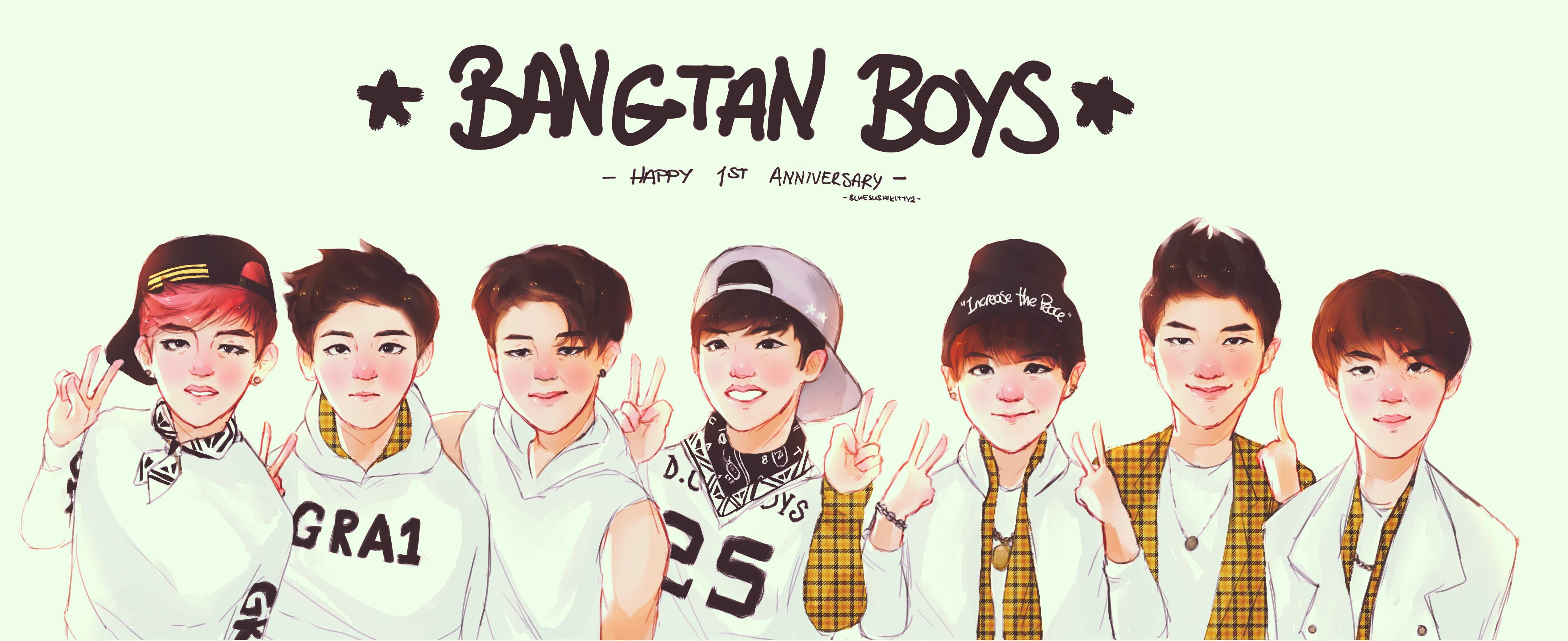 BTS Wallpapers High Quality | Download Free