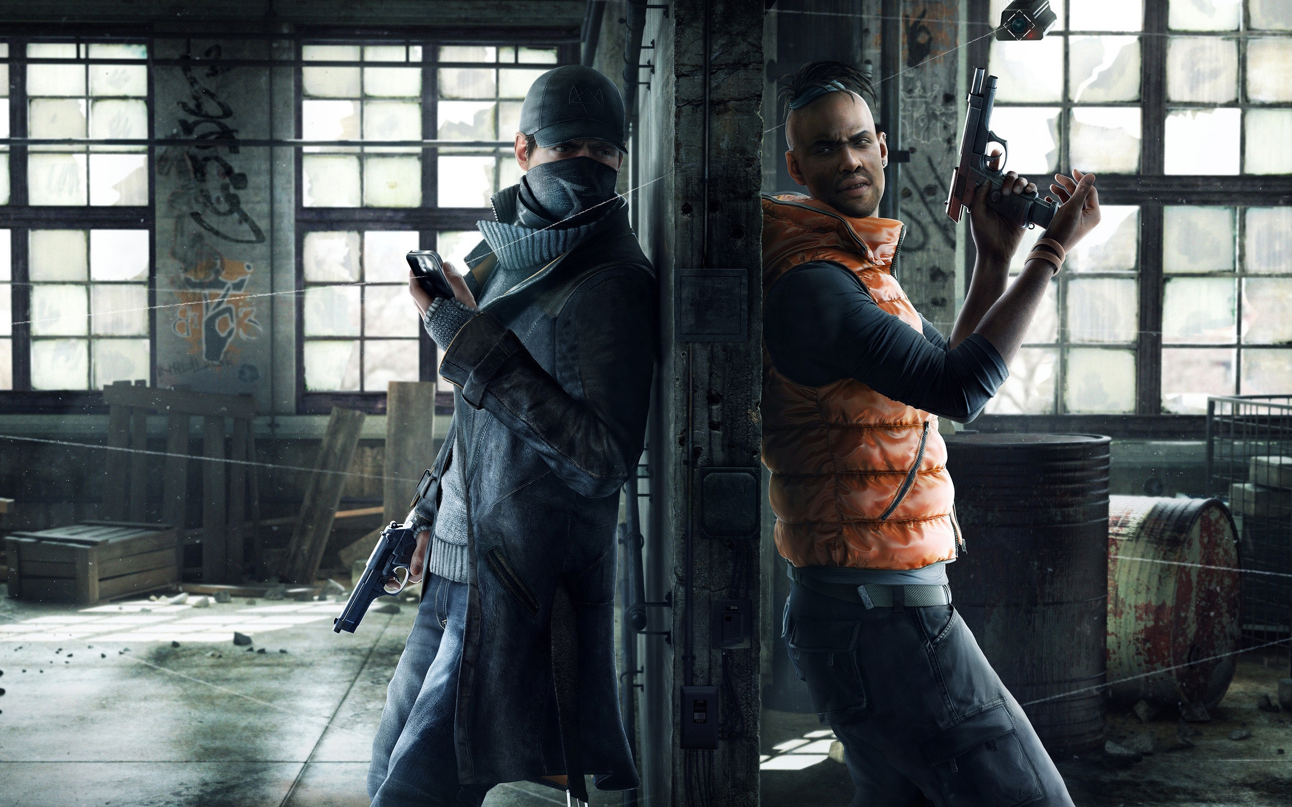 watch dogs 2 wallpapers high quality | download free