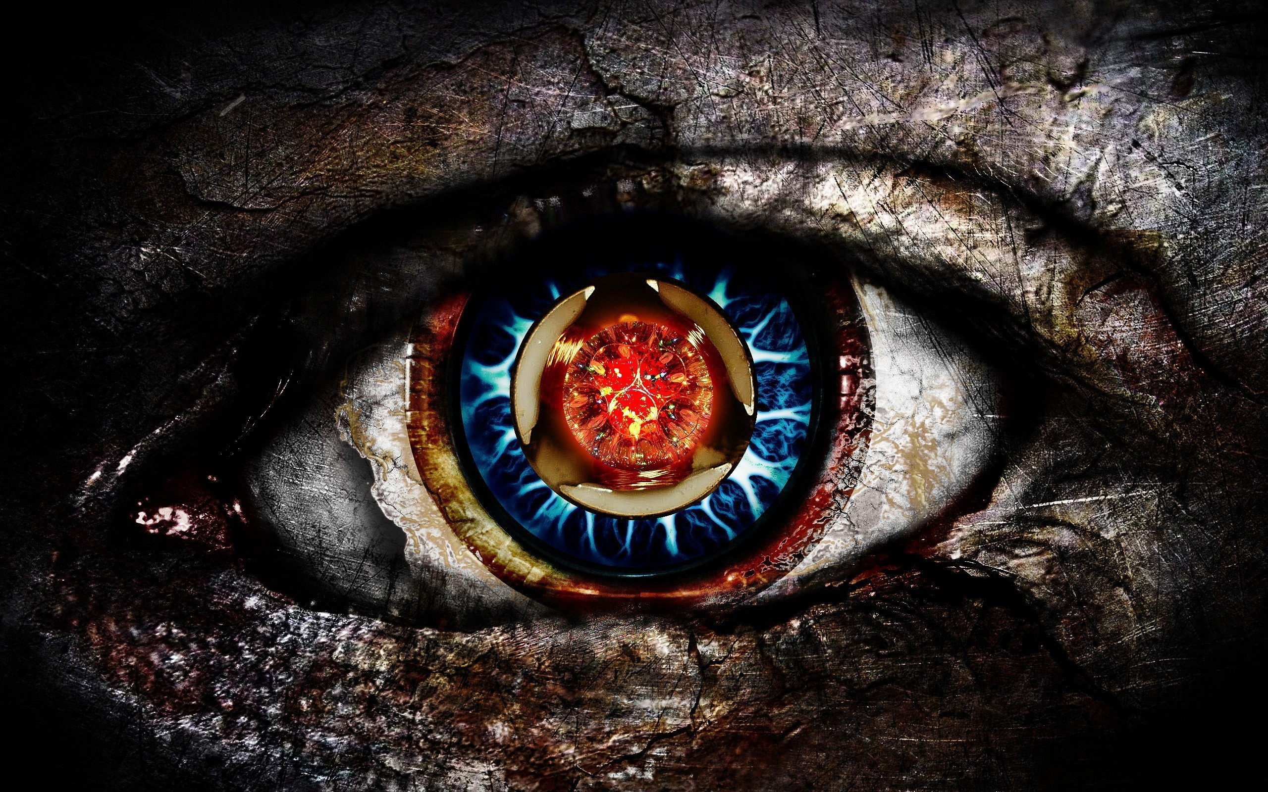 3d eyes wallpapers high quality | download free