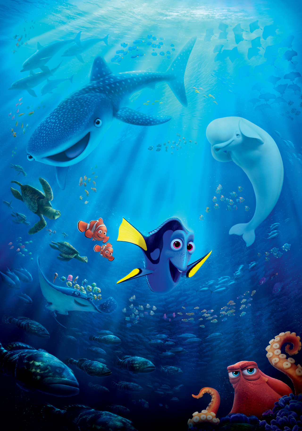 Finding Dory Wallpapers High Quality | Download Free