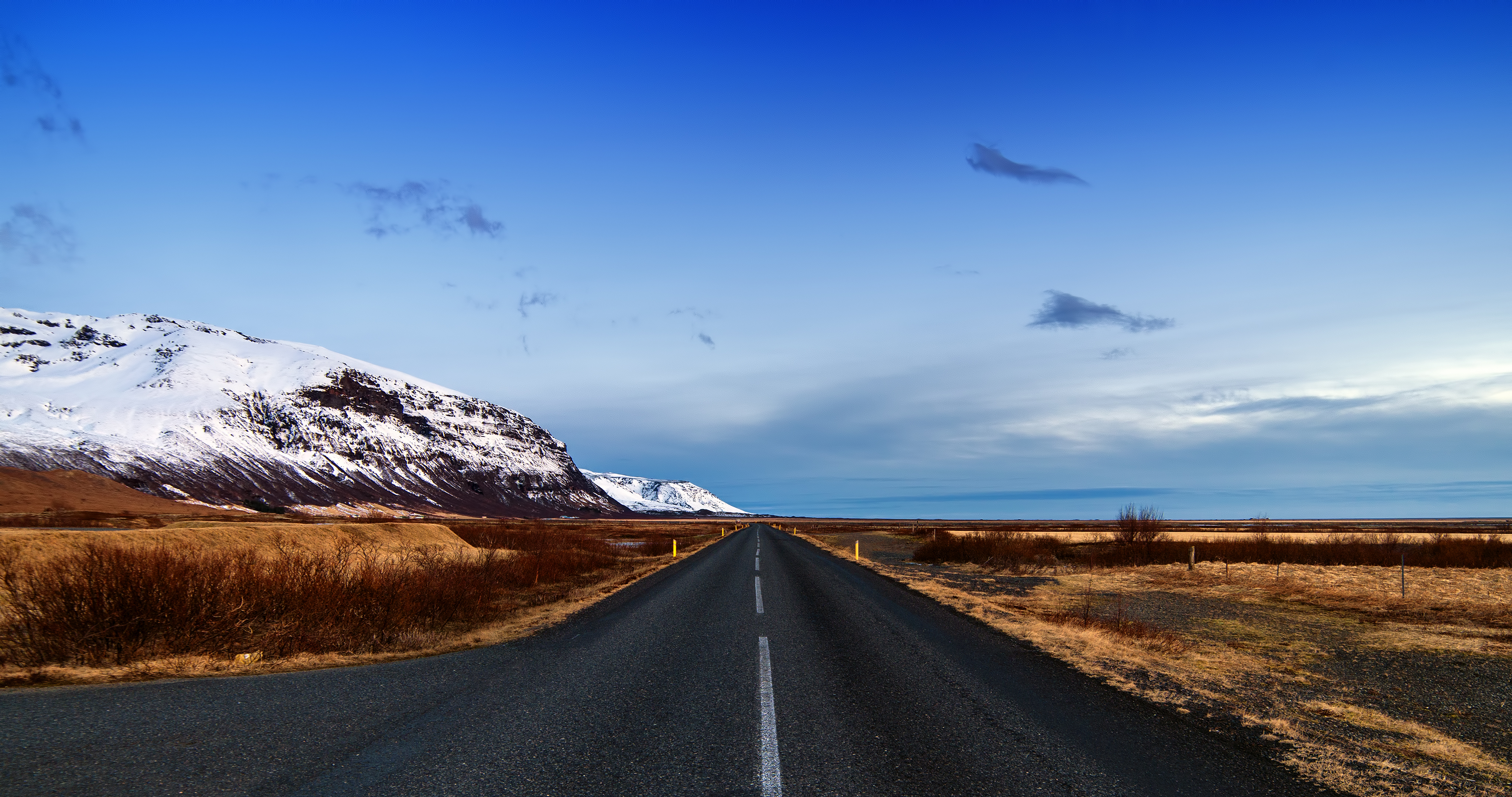 4K Road Wallpapers High Quality | Download Free