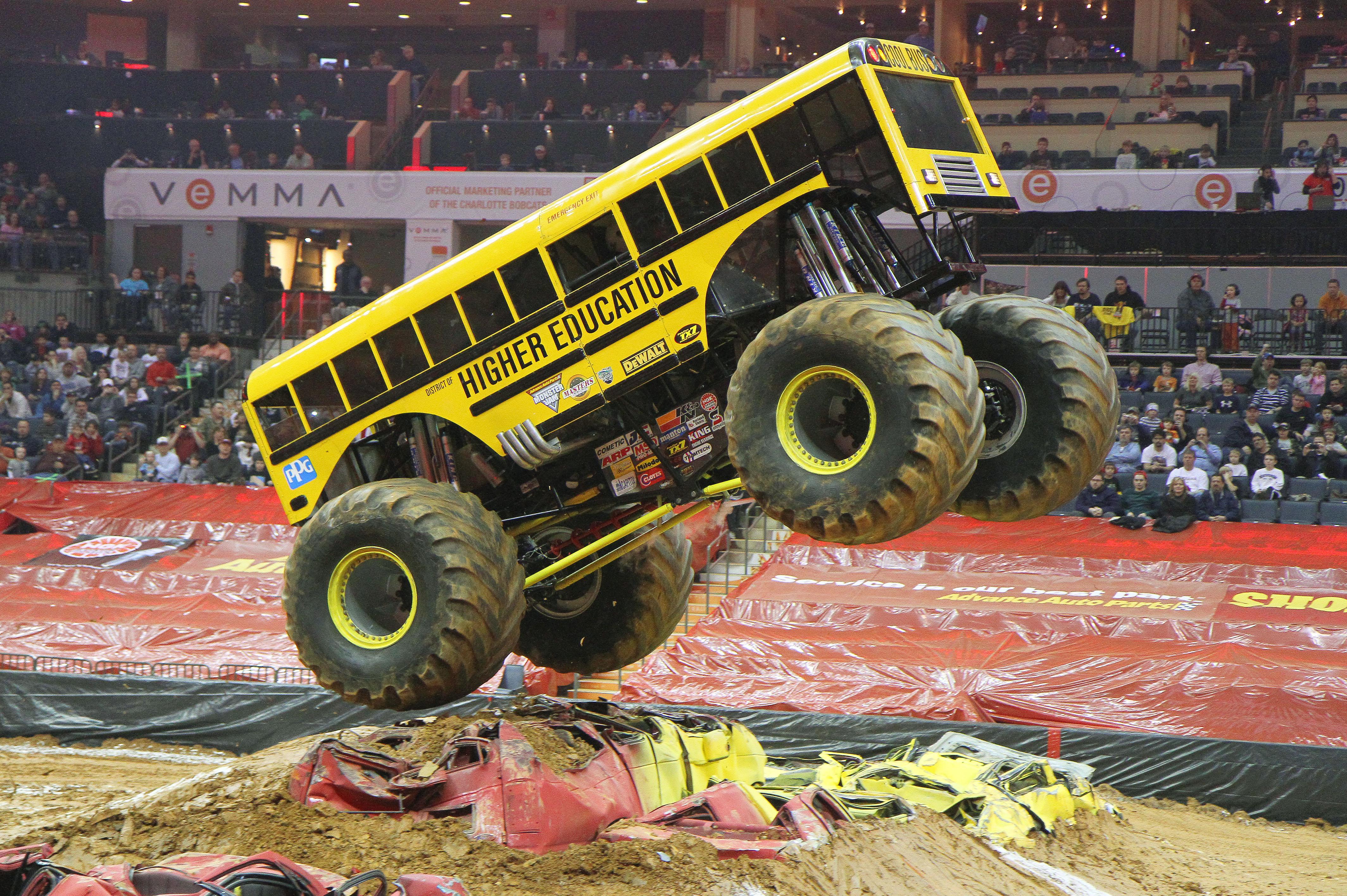 Monster Truck Games - Play Monster Truck Games on Free ...