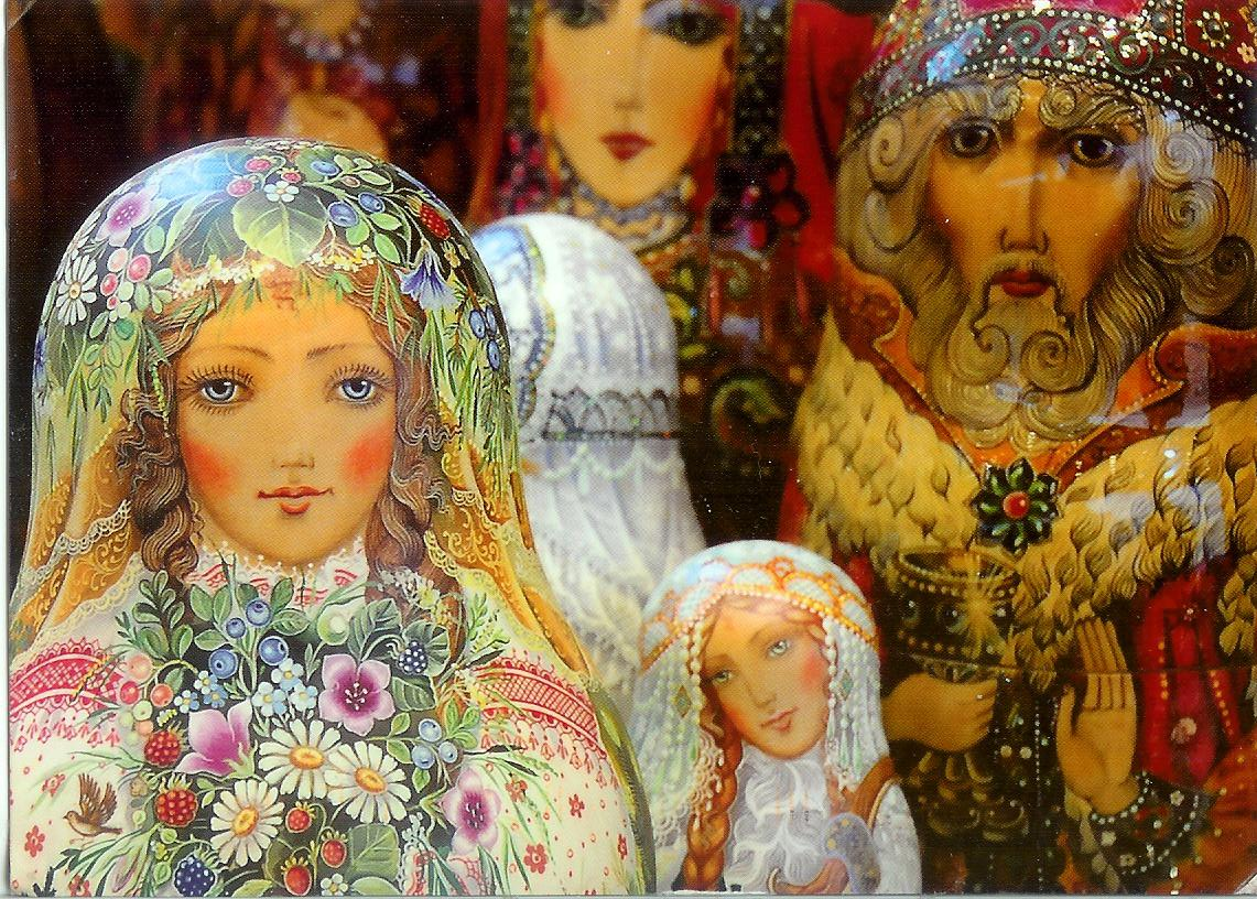 Russian Doll Wallpapers High Quality   Download Free