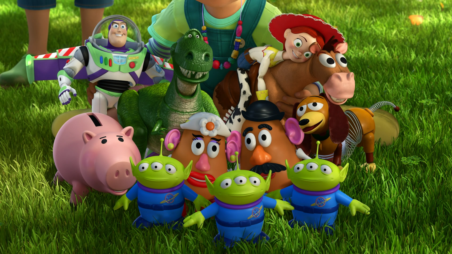 Toy Story Wallpapers High Quality | Download Free