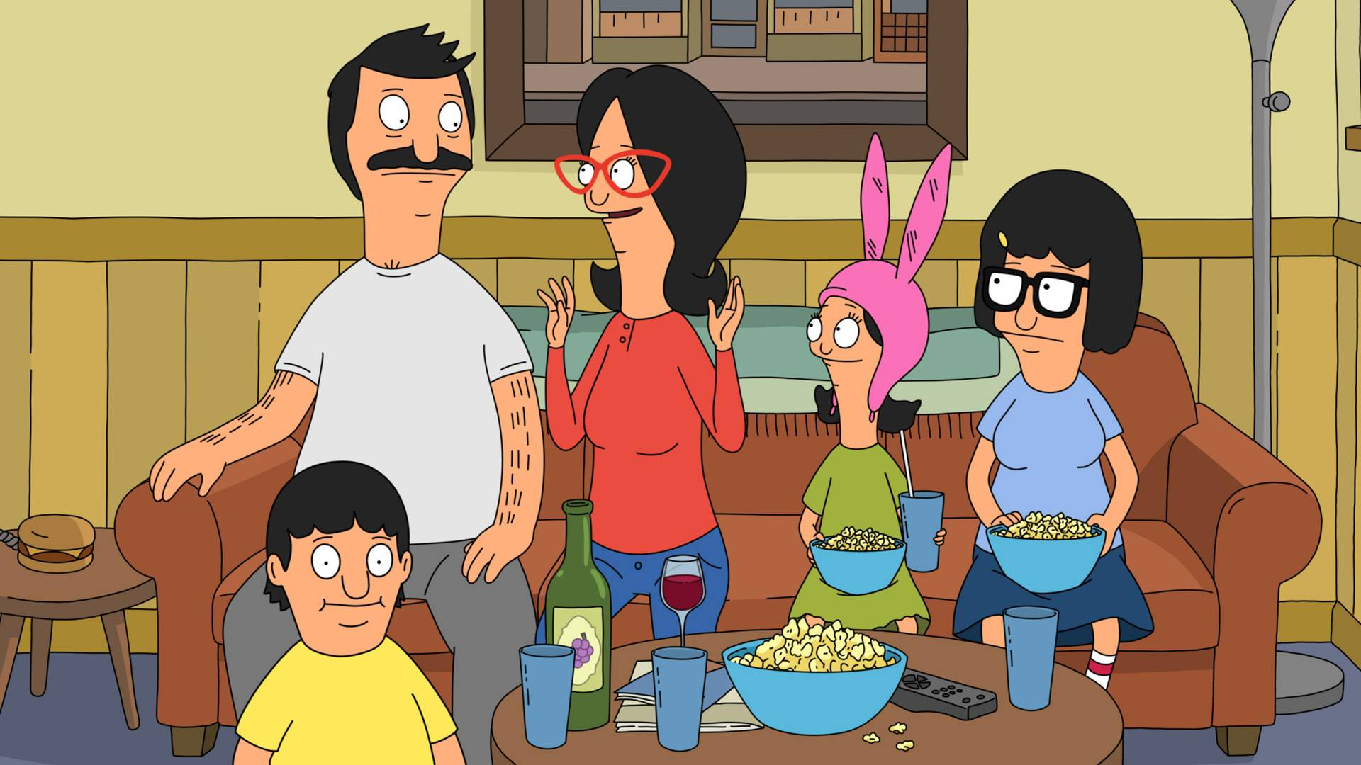 Bob's Burgers Wallpapers High Quality | Download Free