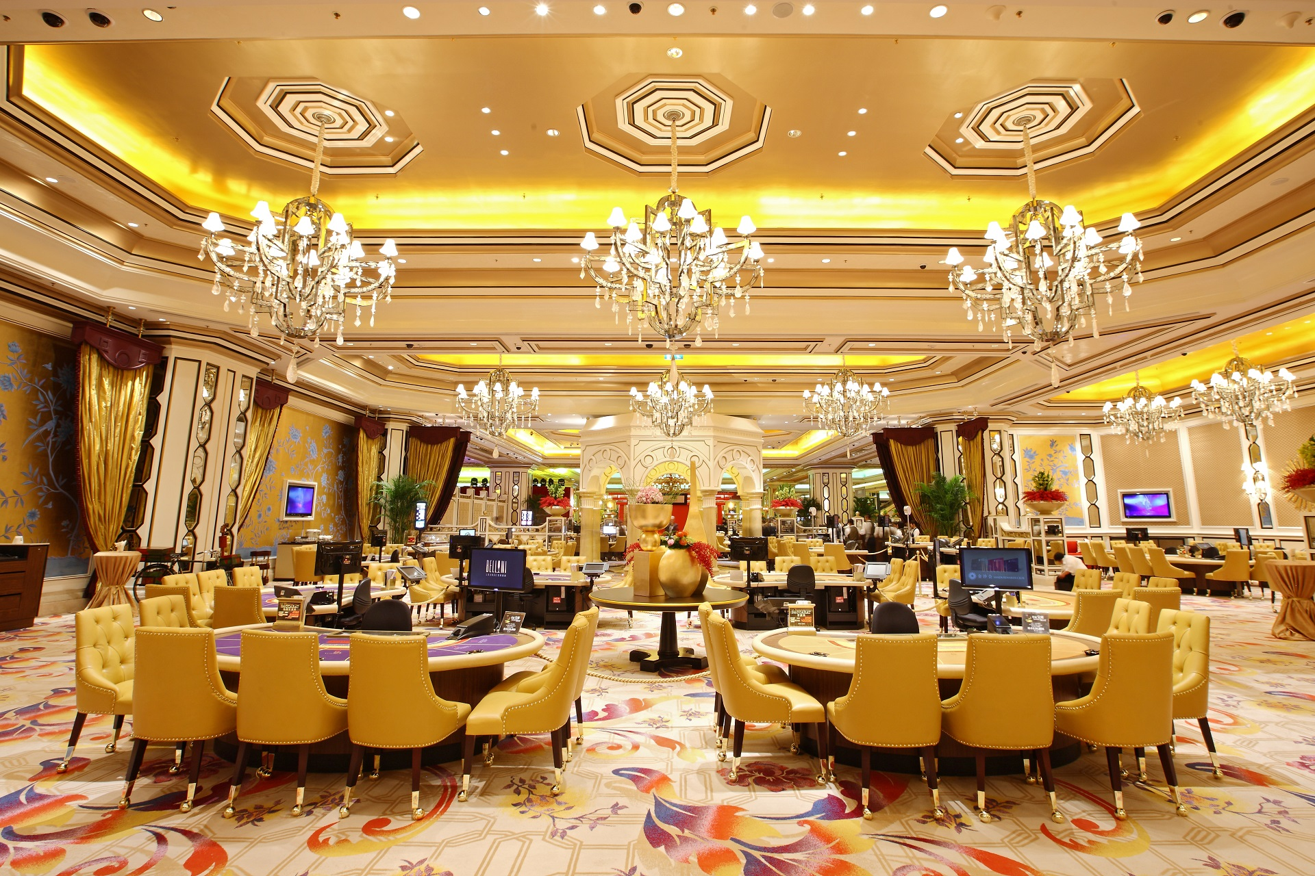 Casino In Macao Wallpapers High Quality | Download Free
