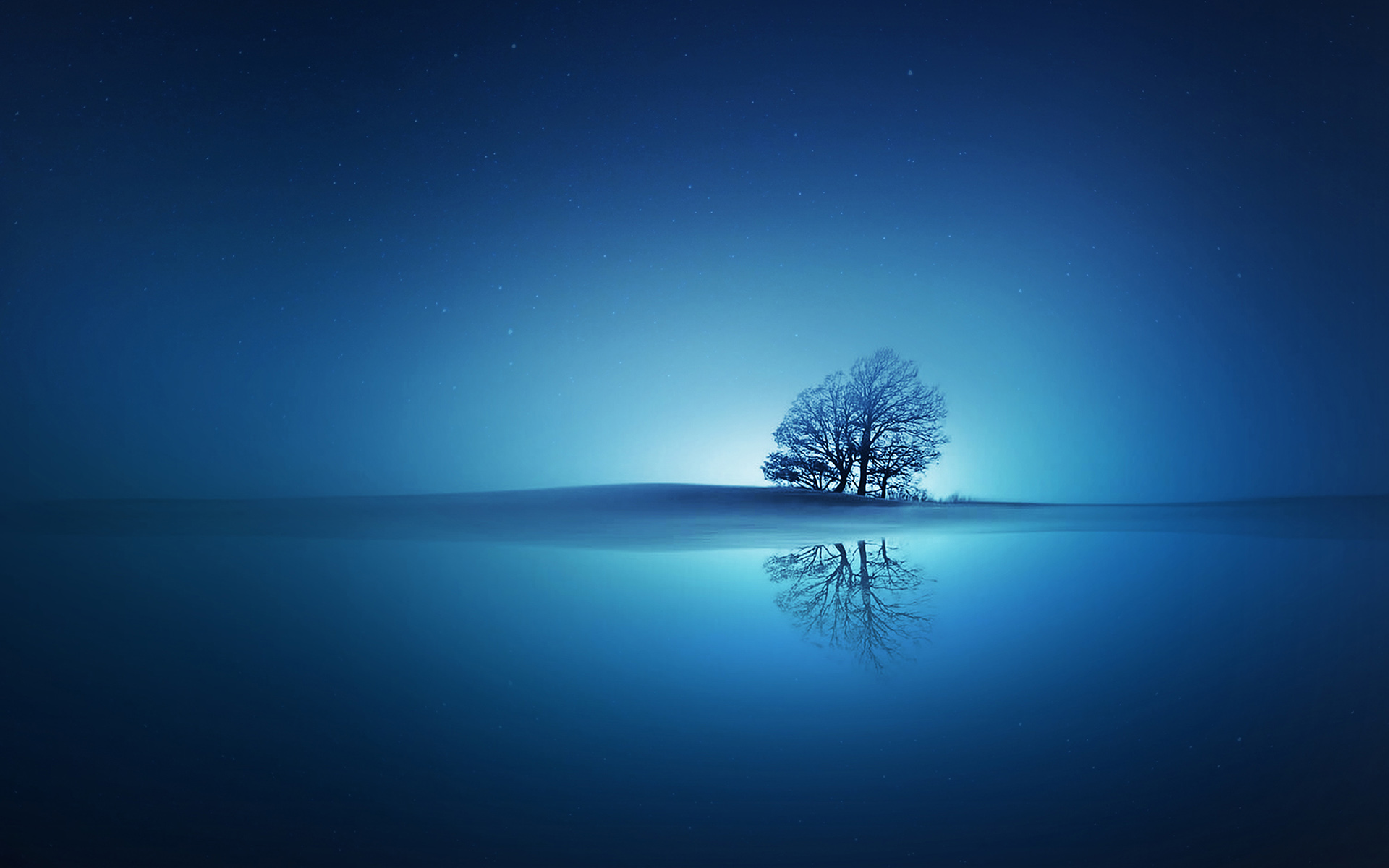 4K Blue Wallpapers High Quality | Download Free