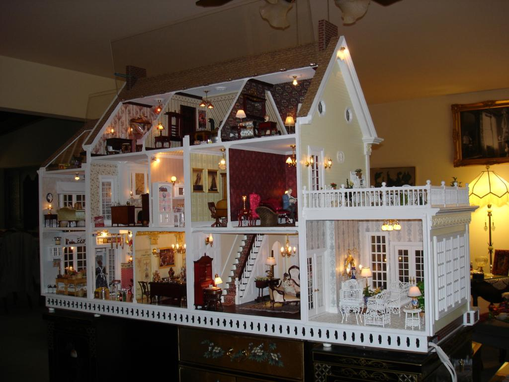 Dollhouses Wallpapers High Quality | Download Free