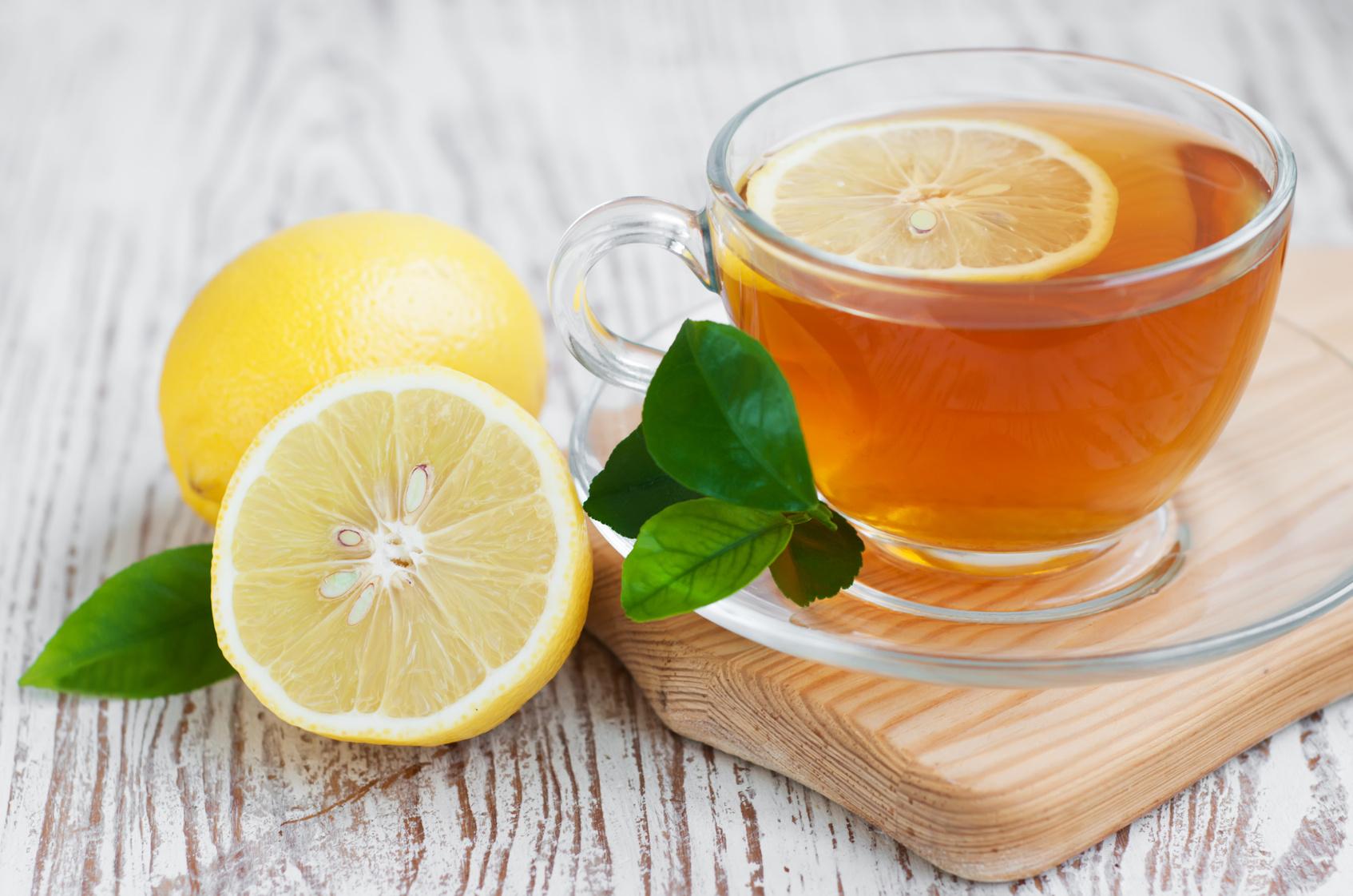 Lemon Tea Wallpapers High Quality | Download Free