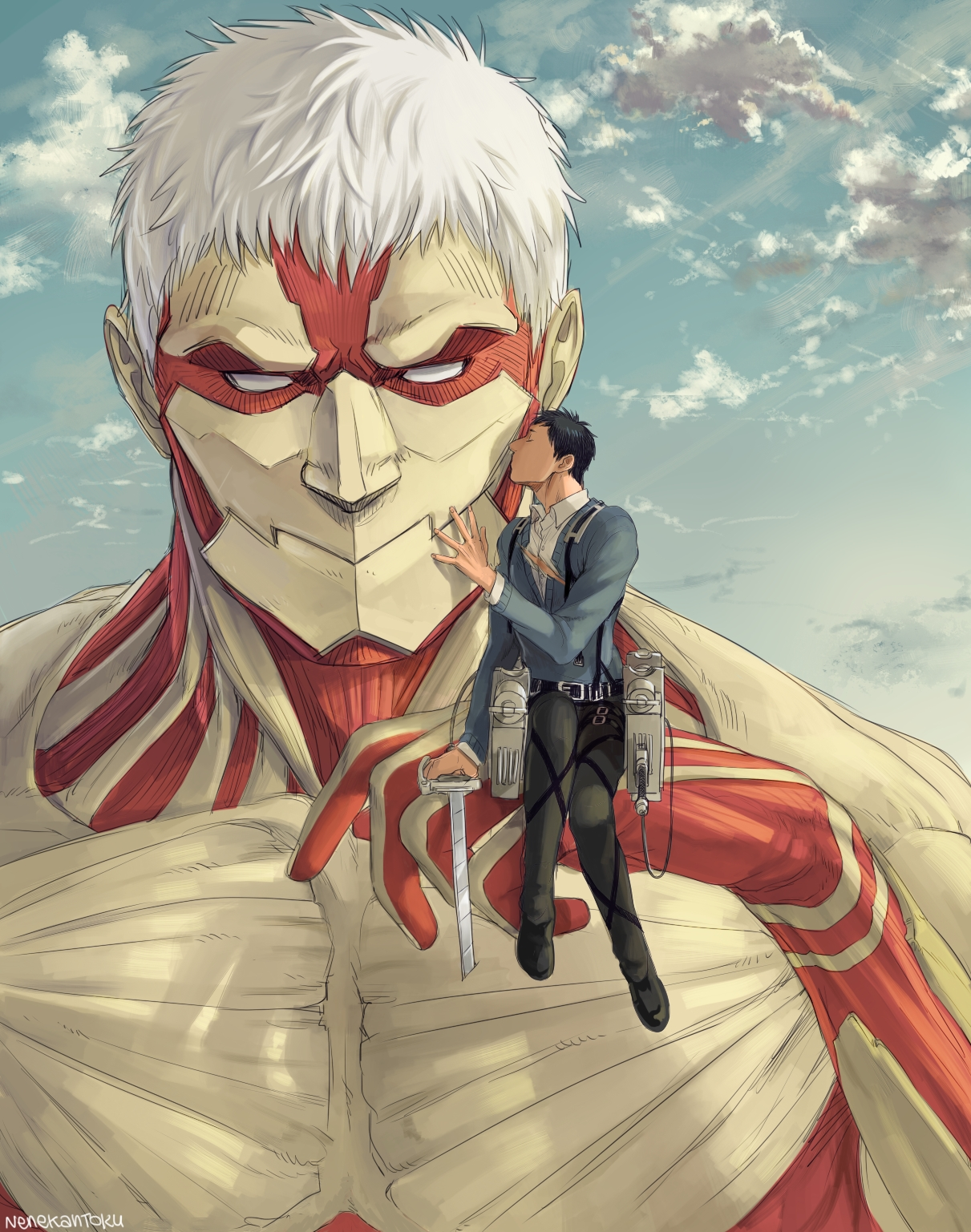 Shingeki No Kyojin Wallpapers High Quality Download Free