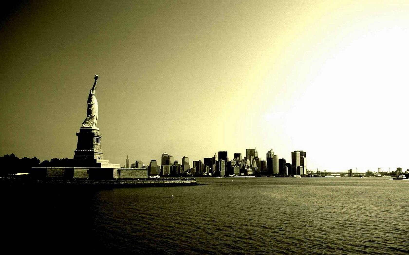 4k statue of liberty wallpapers high quality | download free