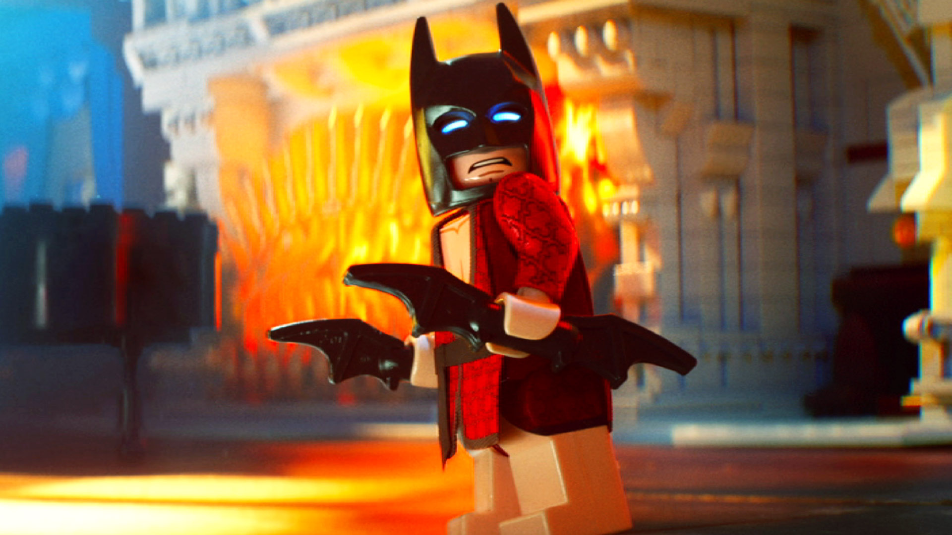Lego Batman Movie 2017 Wallpapers High Quality | Download Free