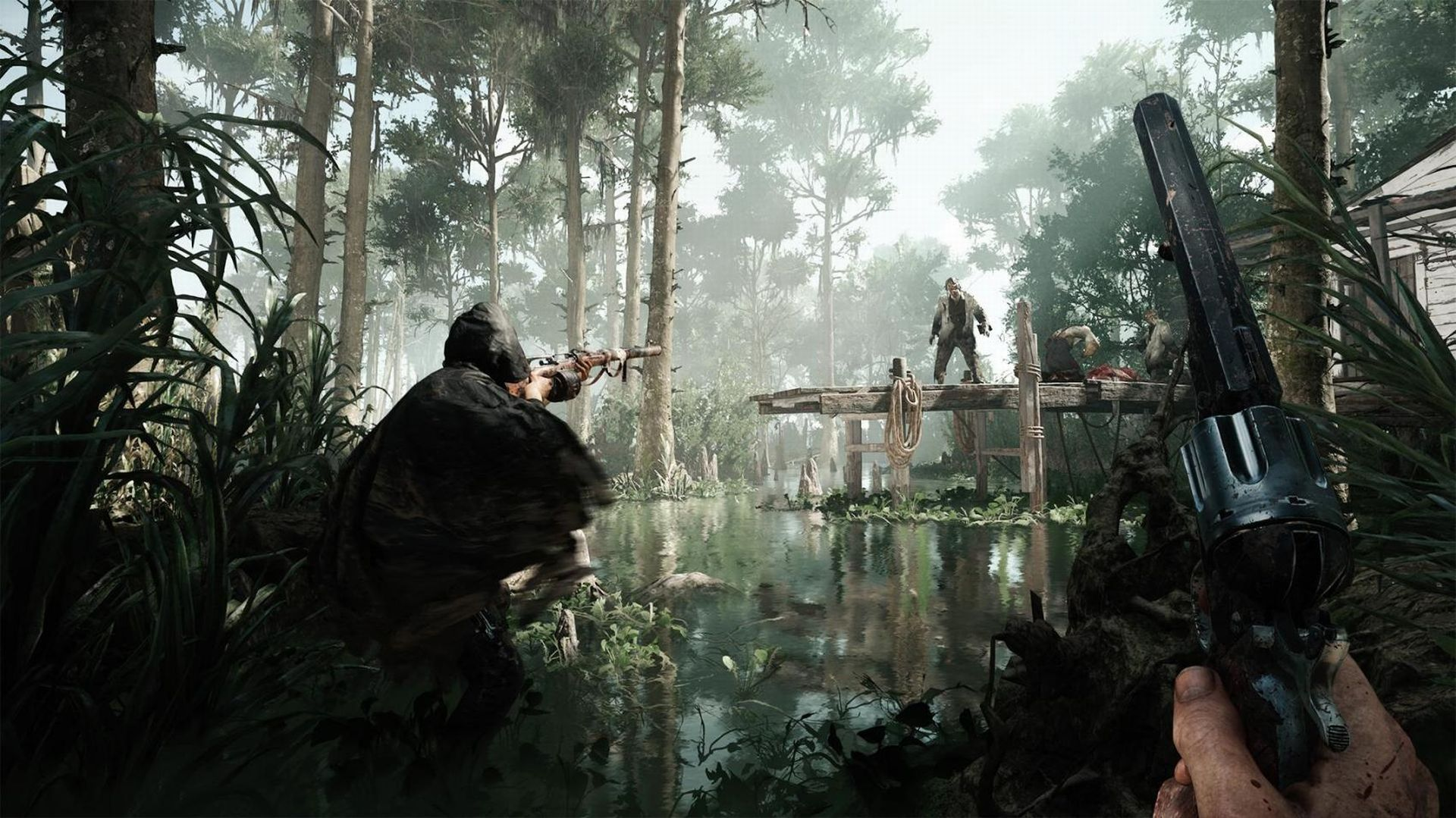 Hunt Showdown Wallpapers High Quality | Download Free