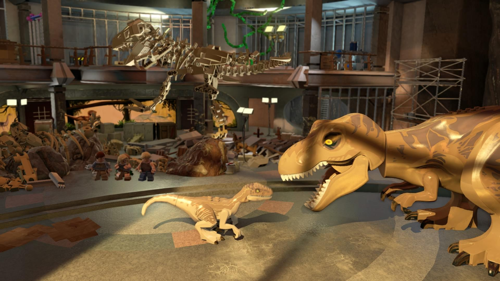 lego jurassic world wallpapers high quality  download free