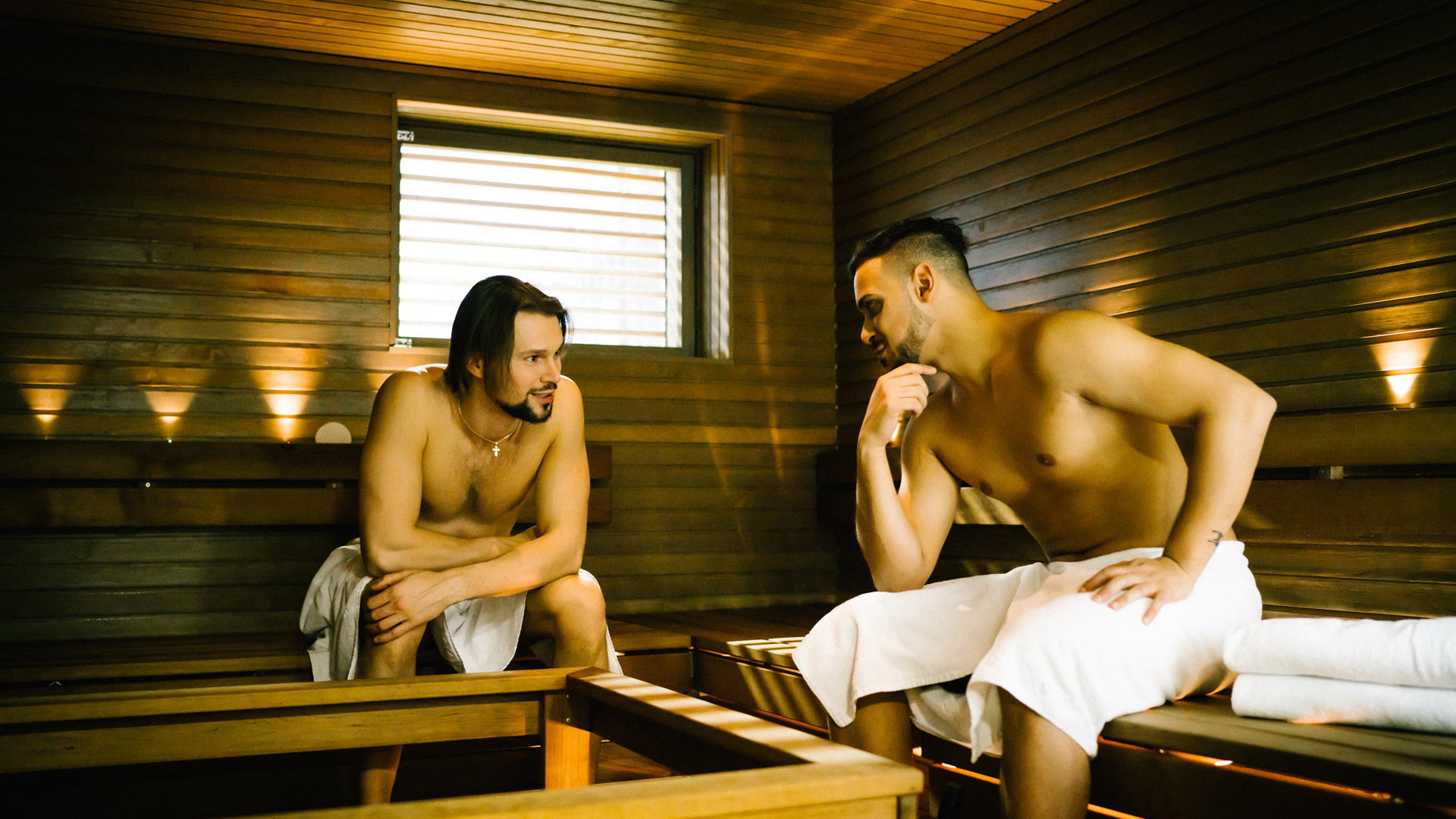 Sweatbox Sauna Gym, London