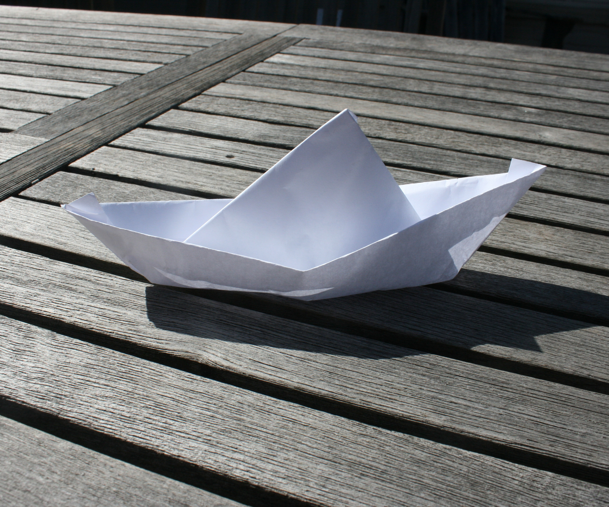 фото с корабликами из бумаги рисования