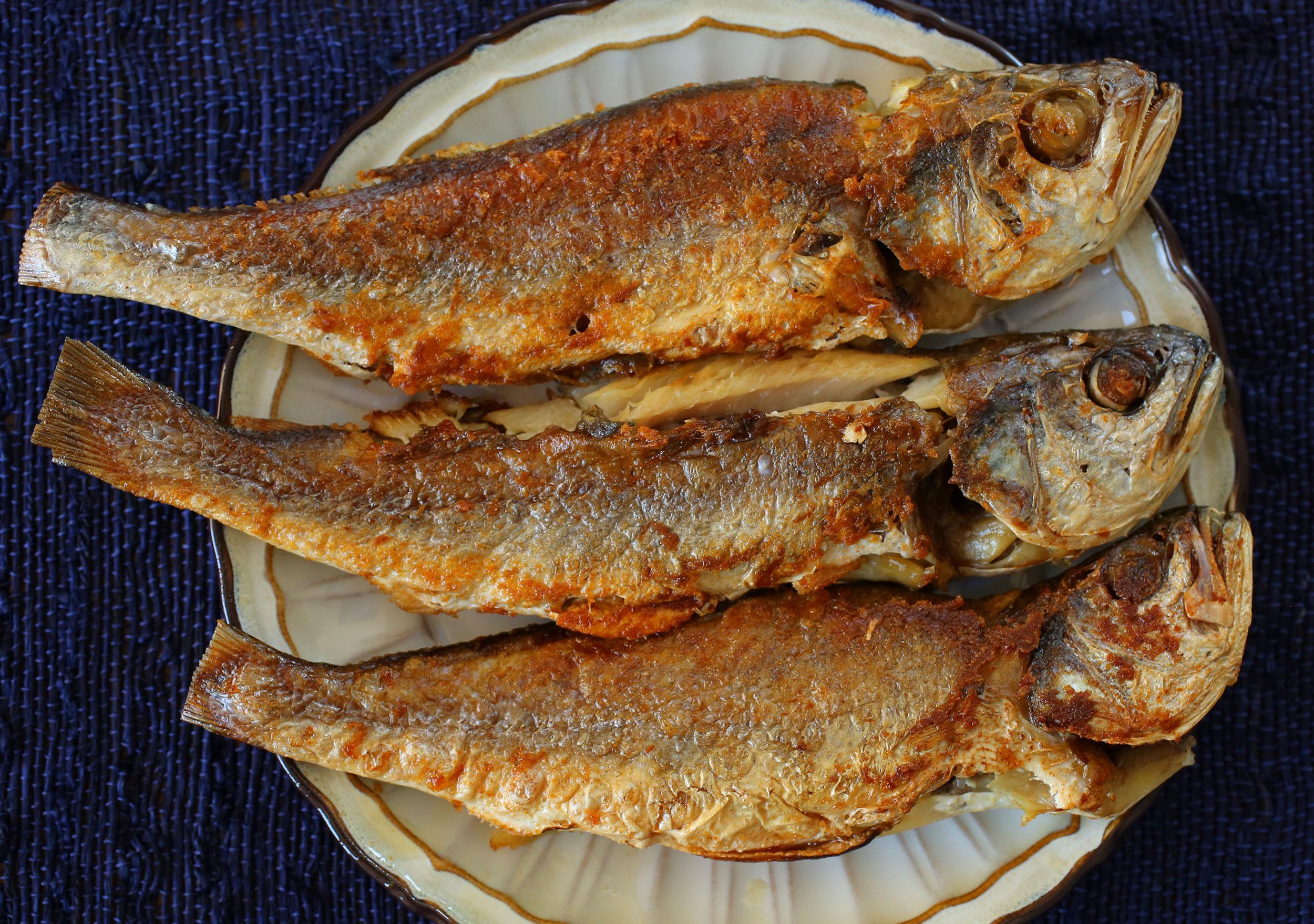 Pan Fried Fish Recipes Tilapia