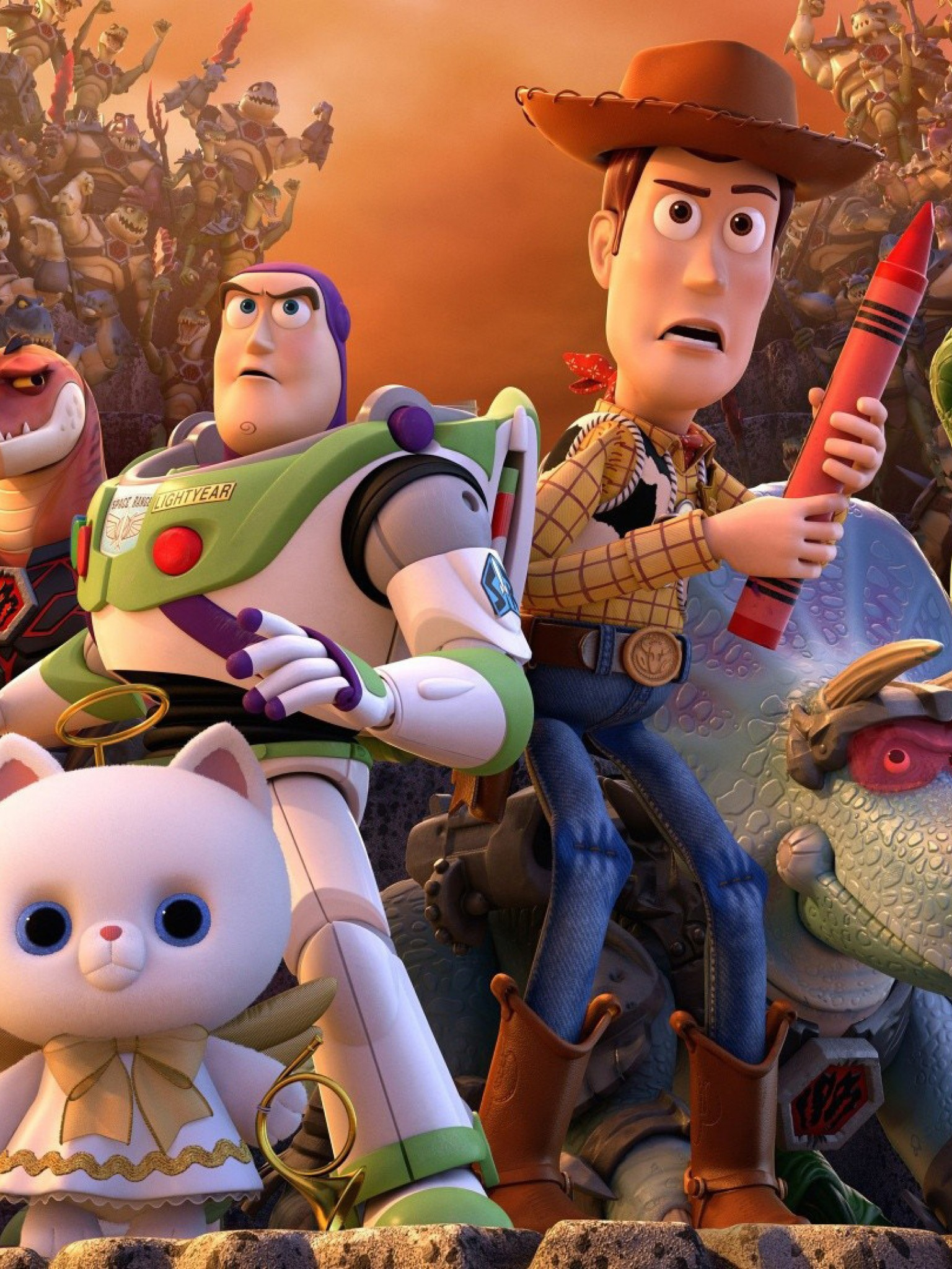 Toy Story That Time Forgot Wallpapers High Quality ...