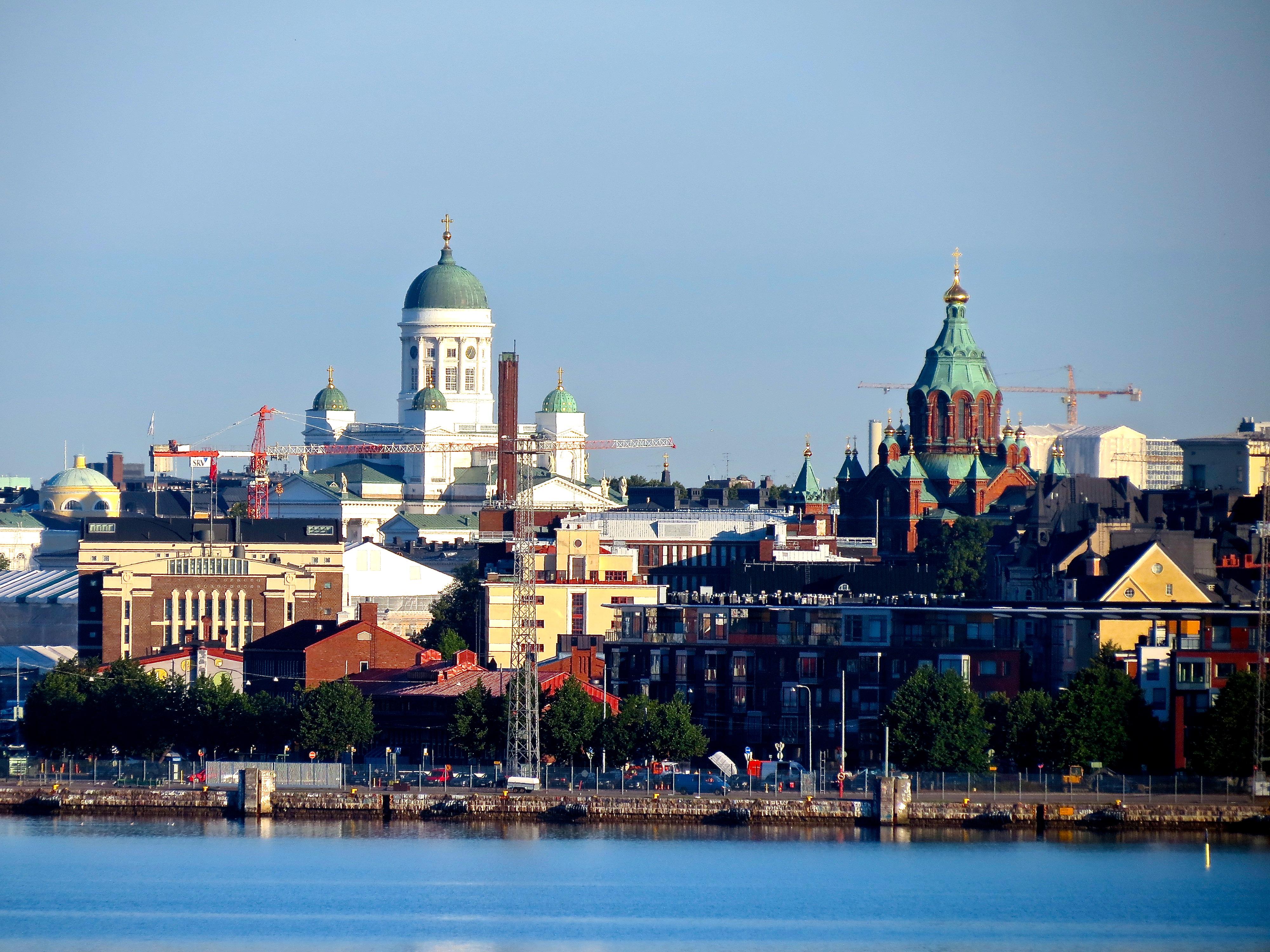 семьи хельсинки красивые места с фото исаакиевском соборе