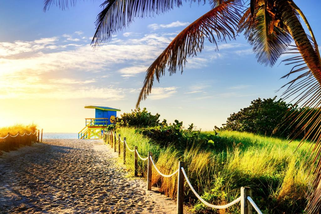 Miami Beach Wallpapers Hd