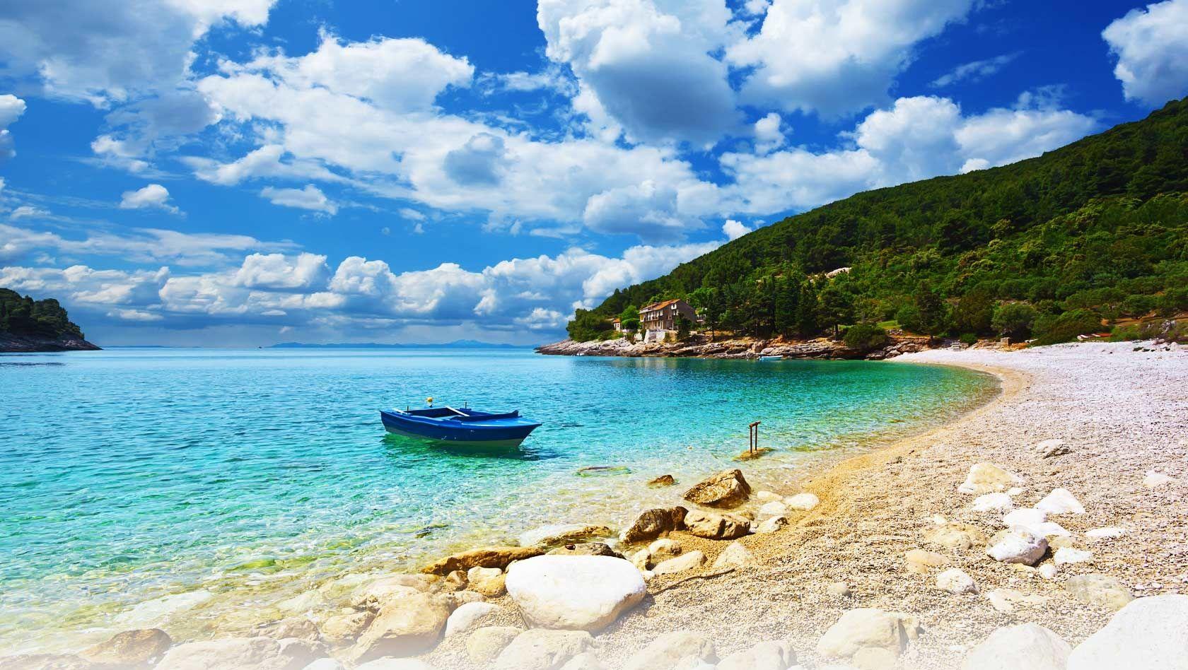 Seaside Villa in Dubrovnik, Croatia image - Free stock
