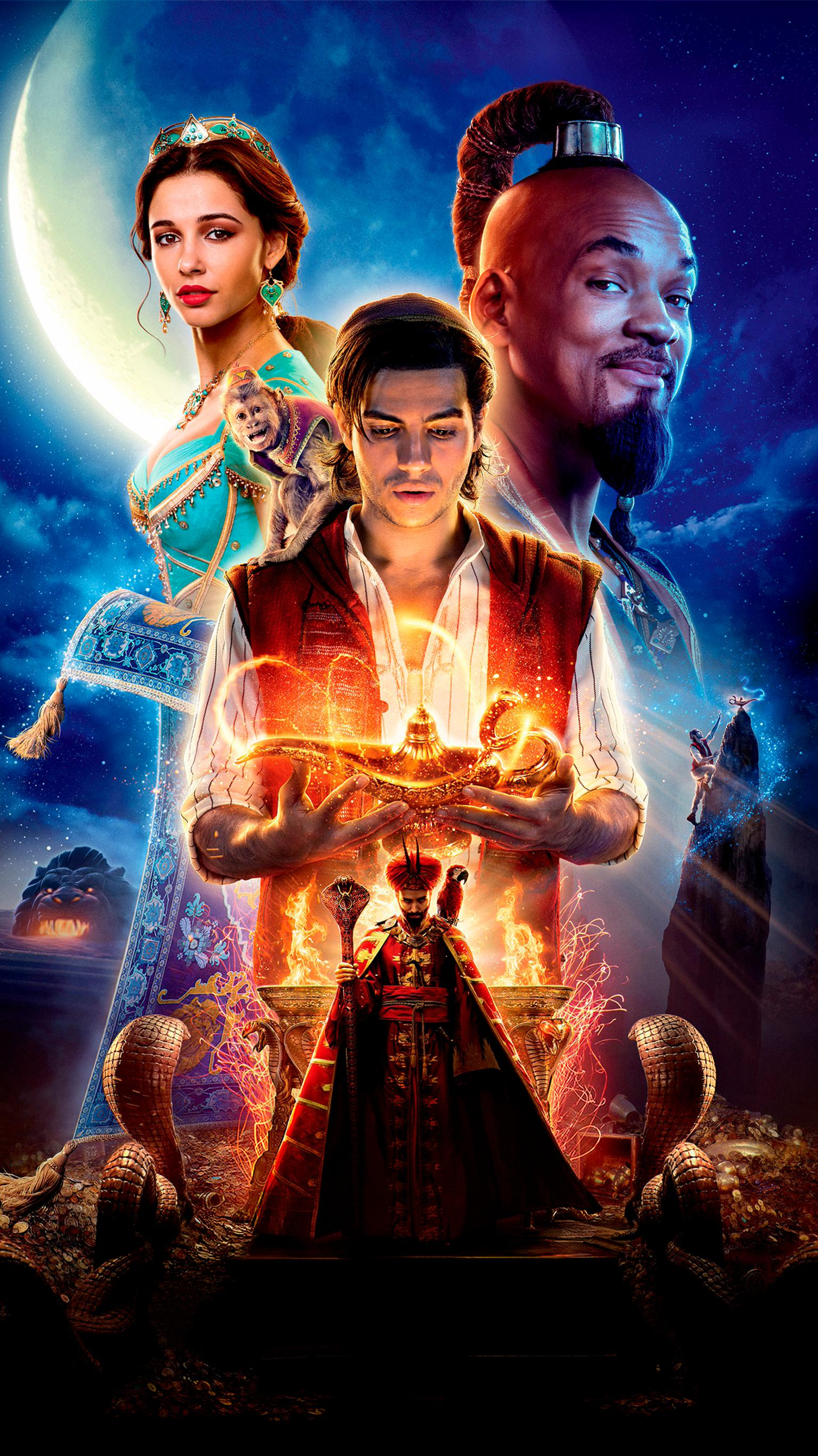 Aladdin 2019 Wallpapers High Quality   Download Free