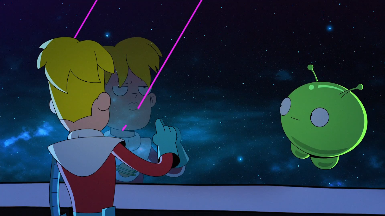 Final Space Wallpapers High Quality Download Free