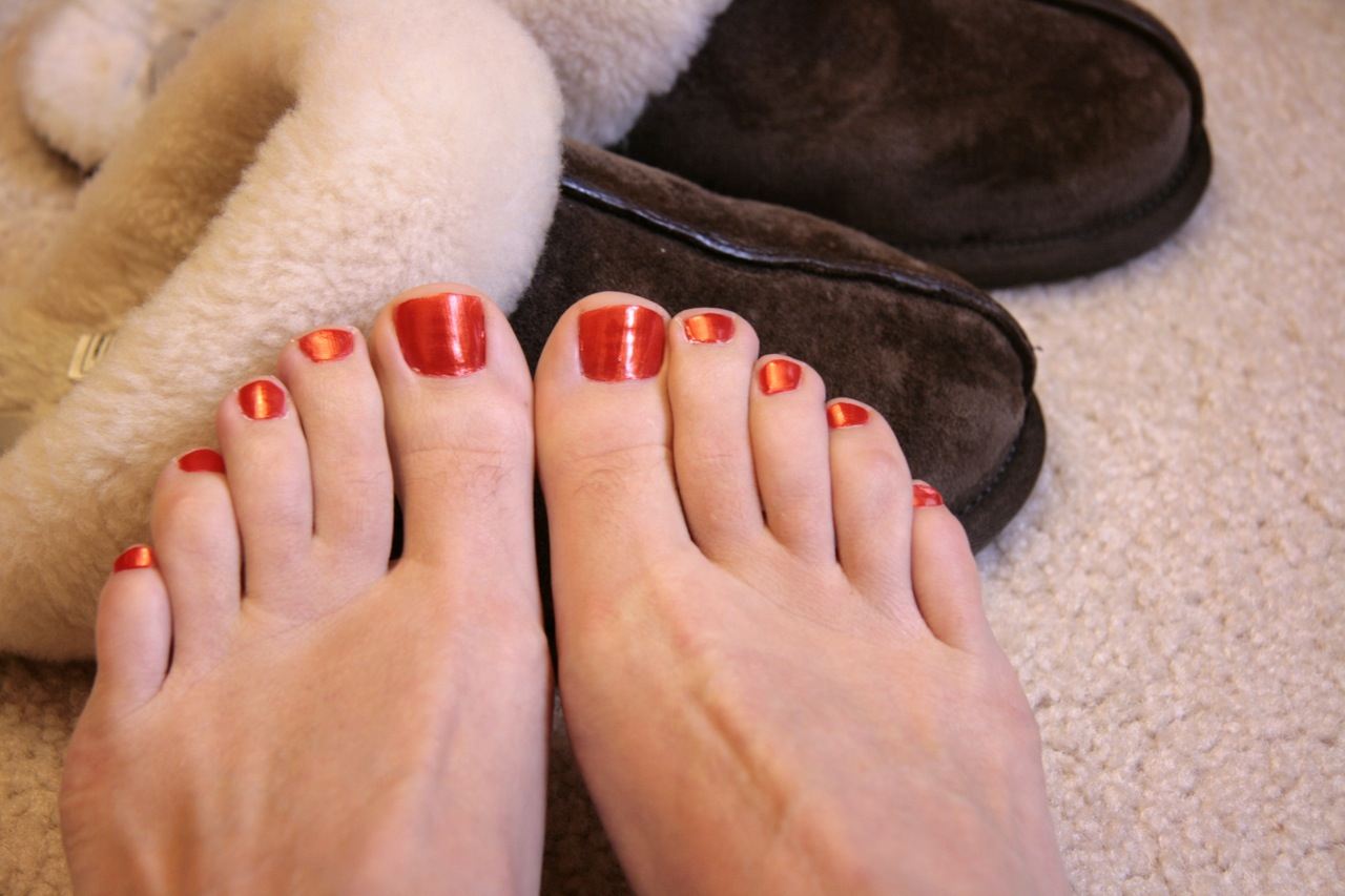 Painting Toenails Wallpapers High Quality | Download Free