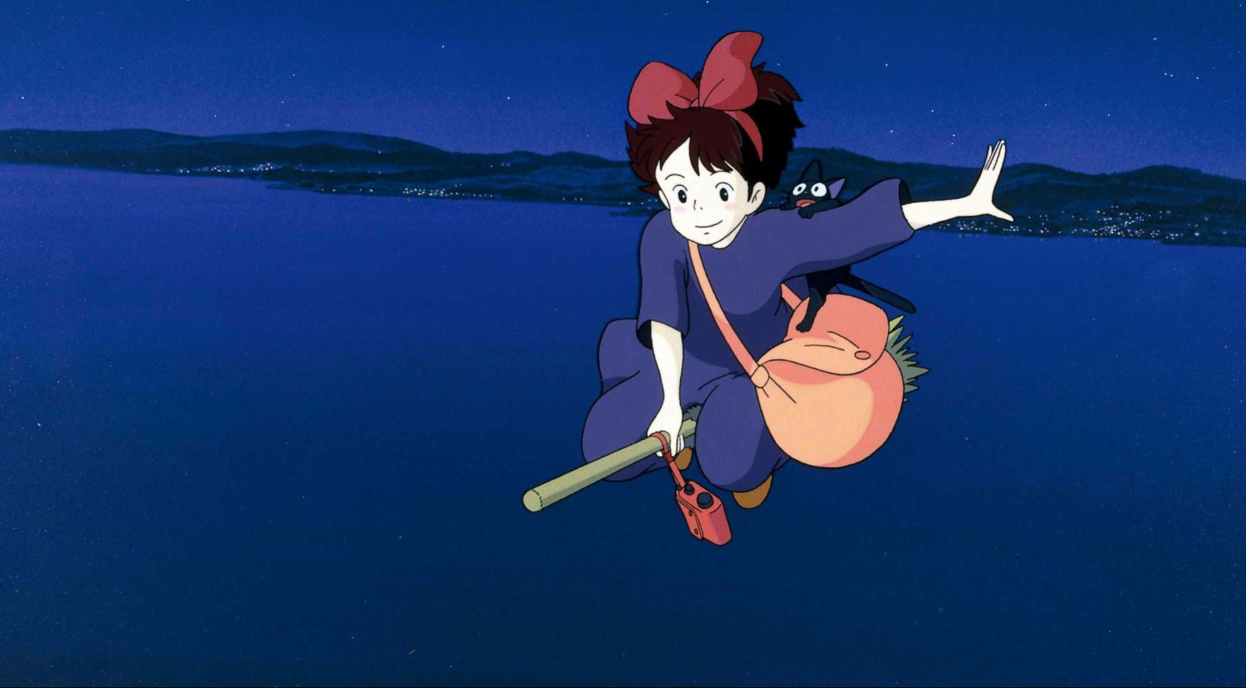 Kiki's Delivery Service Wallpapers High Quality | Download ...