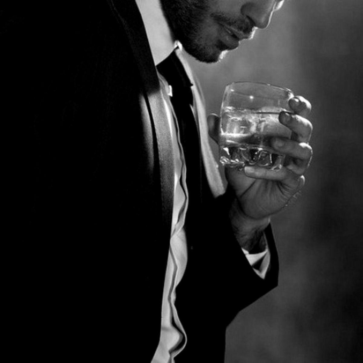 Картинки мужчин и виски